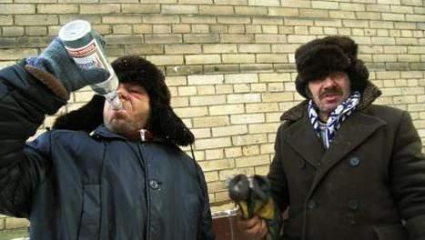 Un nouveau souffle Ivrognes-russes