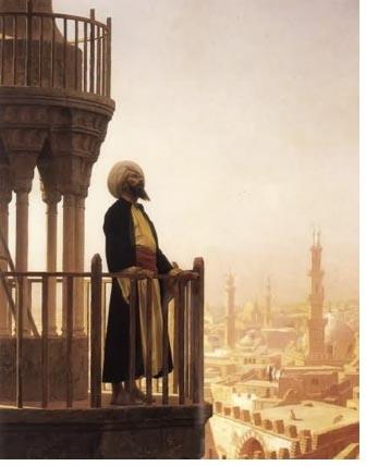 appel du muezzin