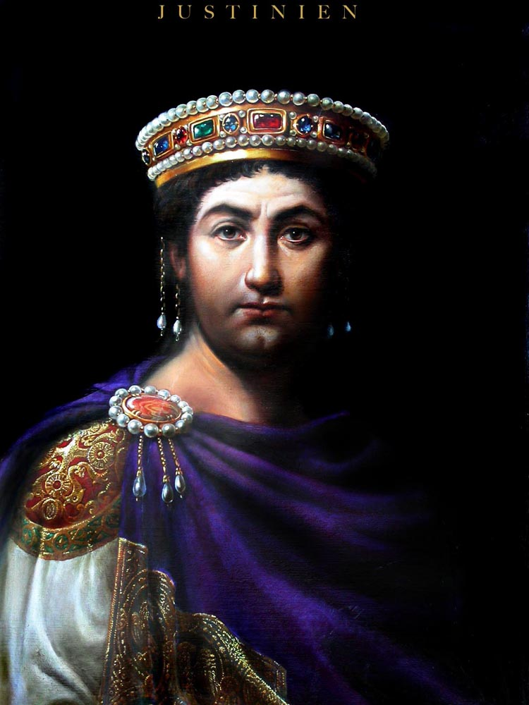 Shariah Code Justinien La Cruelle Comparaison