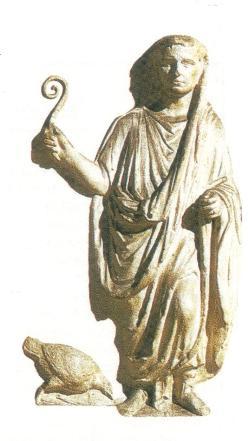 Sacerdote feziale di Roma