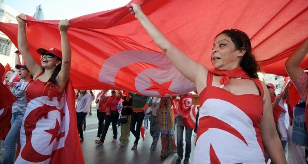 Femmes tunisiennes 1er octobre 2013