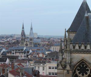 Notre Dame, vue depuis la cathédrale
