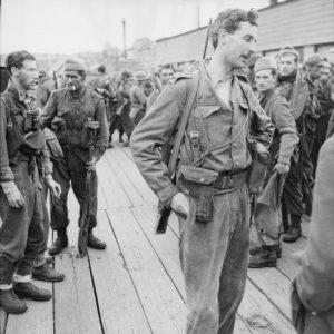 Lord_Lovat,_Newhaven,_1942 retour de dieppe